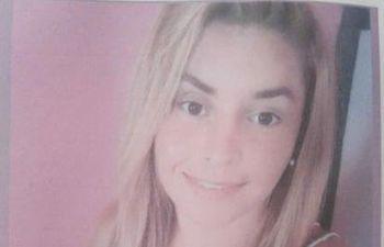 Daiana Espinosa, de 21 años, se encuentra desaparecida desde el viernes 18 de setiembre.