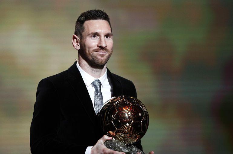 Lionel Messi, Balón de Oro, Barcelona.