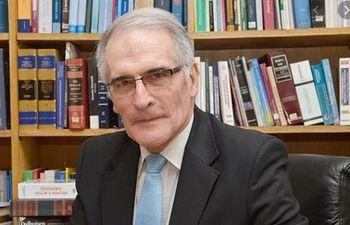 El abogado Mario Paz Castaing.
