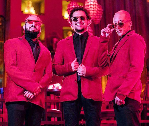 El power trío Funk'chula también integra la grilla del festival Jetopa Guasu. La agrupación se caracteriza por su propuesta de funk, soul y pop.