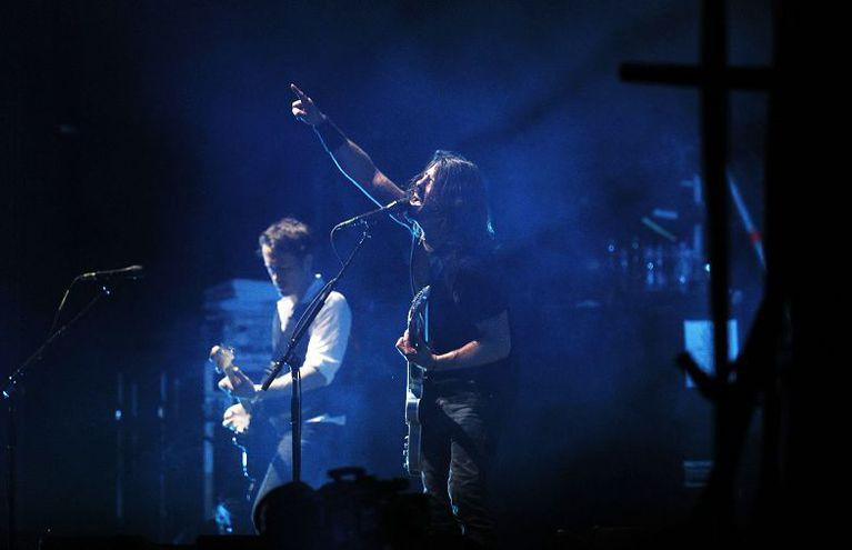 Foo Fighters confirma presencia en el Rock in Rio Lisboa 2021.