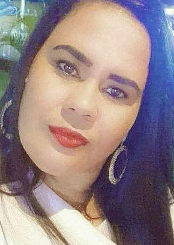 Erica Rodrigues Salomão, muerta a balazos.