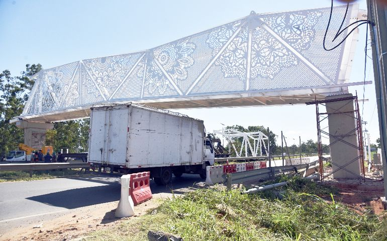 La obra fue adjudicada en diciembre del 2019, pero sigue sin ser terminada hasta la fecha.