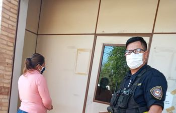 Cinthia Isabel Leguizamón fue detenida por el supuesto hecho de homicidio doloso en grado de tentativa.