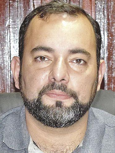 Eladio González Torres (ANR), intendente de Coronel Oviedo, departamento de Caaguazú.