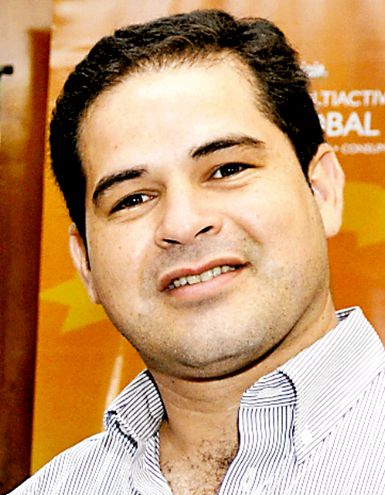 Alejandro Urbieta (PLRA), intendente de Concepción. La Junta Municipal pide que su administración sea intervenida.