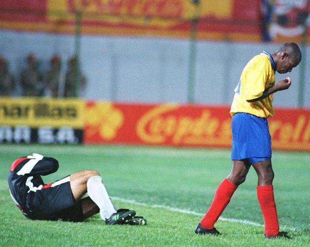 Asprilla dice que evitó la muerte de Chilavert - Deportes - ABC Color