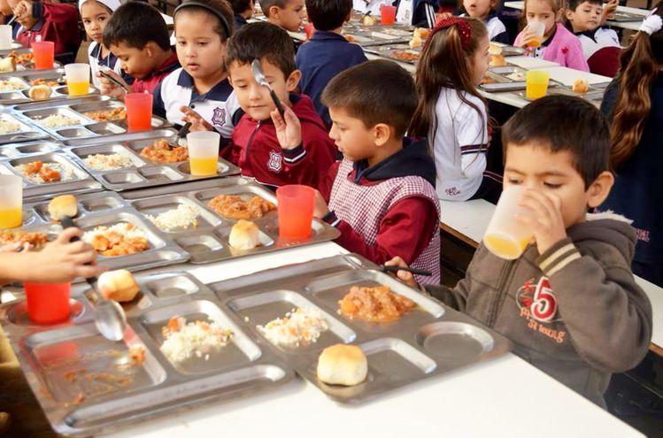 De lo que se planificaba gastar en alimento para niños de 3 a 5 años este 2019, el MEC solo ejecutó hasta agosto el 27%.