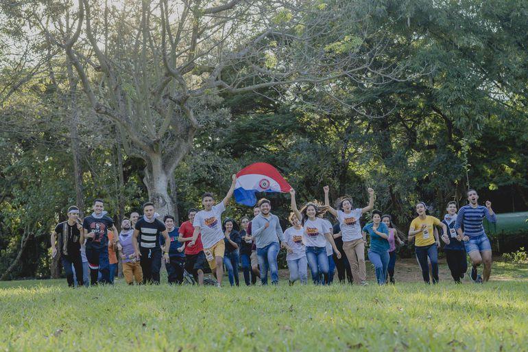 Juventud paraguaya 2019.