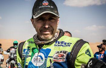 Edwin Straver, Rally Dakar 2020.