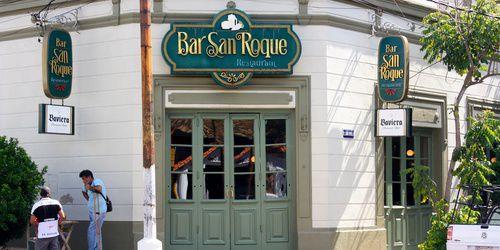 Bar San Roque.
