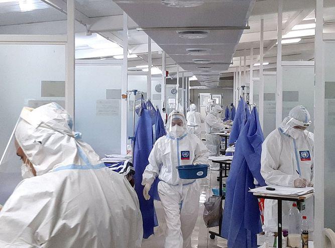 En el Hospital Nacional de Itauguá se registró la mayor cantidad decesos que provocaron la orfandad de menores de edad.