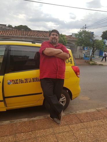 Ulises Benítez se mostró crítico sobre la postura de la mayoría de los taxistas ante la incursión de alternativas en el transporte de pasajeros.
