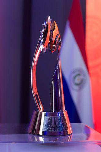 La Copa del Mundo de Fútbol Playa se disputará por primera vez en nuestro país.