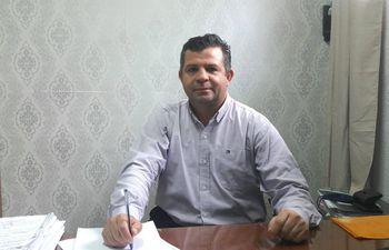 Luis Trinidad, fiscal.