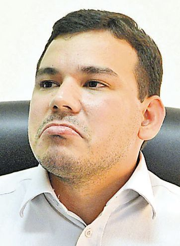 Luis  Pintos Aguilera, acusado.
