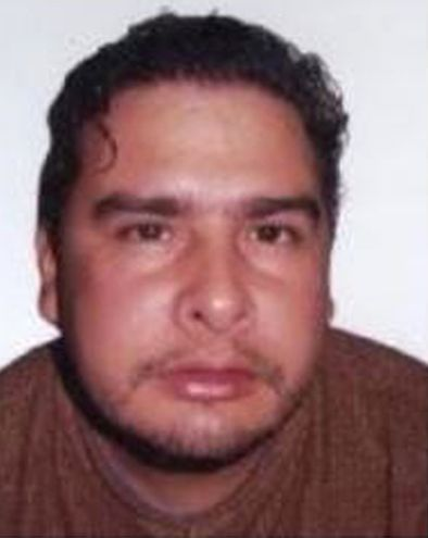 Waldemar Pereira Rivas, alias Cachorrão, fugitivo.