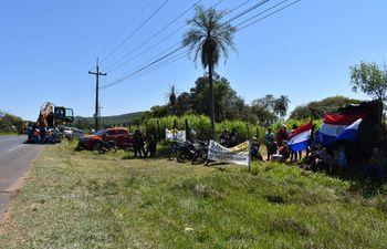 Vecinos impiden inicio de obras del MOPC.