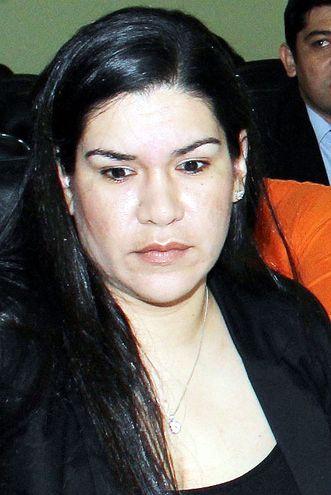 Ana Esquivel, jueza de Lambaré,