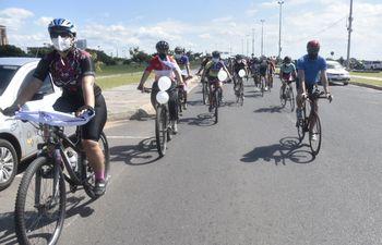 El MOPC pretende ampliar la red de bicisendas de Asunción y el área metropolitana.