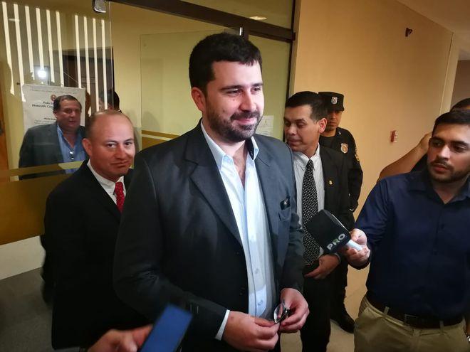Diputado Sebastián Villarejo