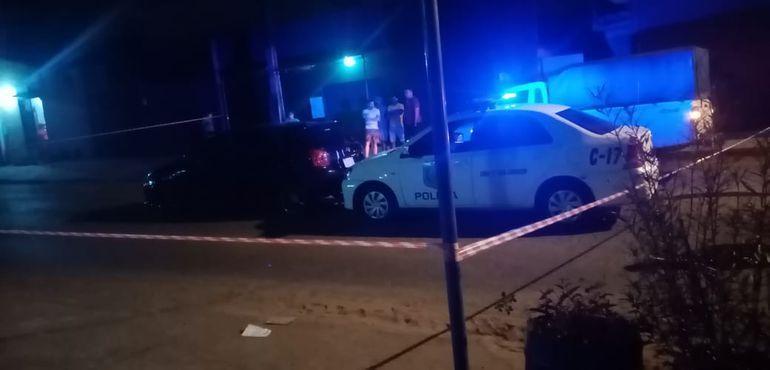 Agentes policiales balearon un móvil particular e hirieron al niño.