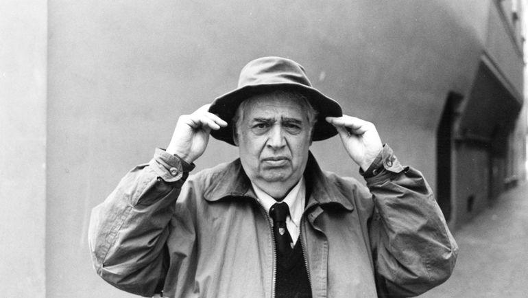 Harold Bloom (Nueva York, 11 de julio de 1930-New Haven, 14 de octubre 2019)
