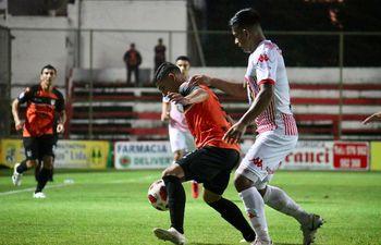 Sportivo San Lorenzo, General Díaz