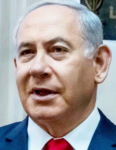 Benjamín Netanyahu, primer ministro de Israel, expresó su satisfacción por la declaración del Gobierno de Mario Abdo.