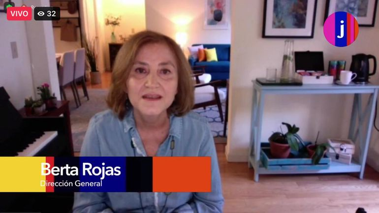 Por segundo año consecutivo, la artista Berta Rojas apuesta a la creación musical a través del proyecto Jeporeka.