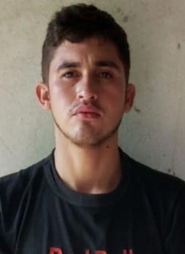 Luis Miguel Giménez Merlo, suboficial detenido.