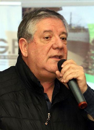 Héctor Cristaldo, Unión de Gremios de la Producción.