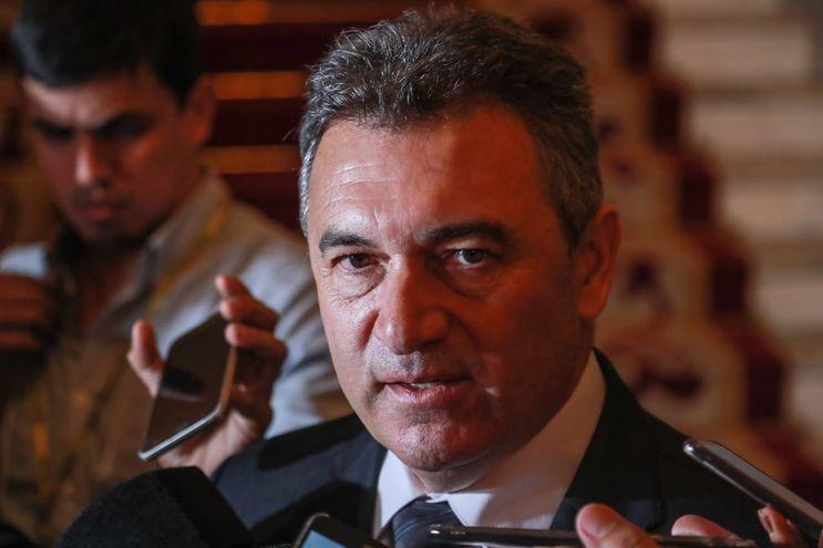 Luis Alberto Villordo, nuevo titular de la ANDE.