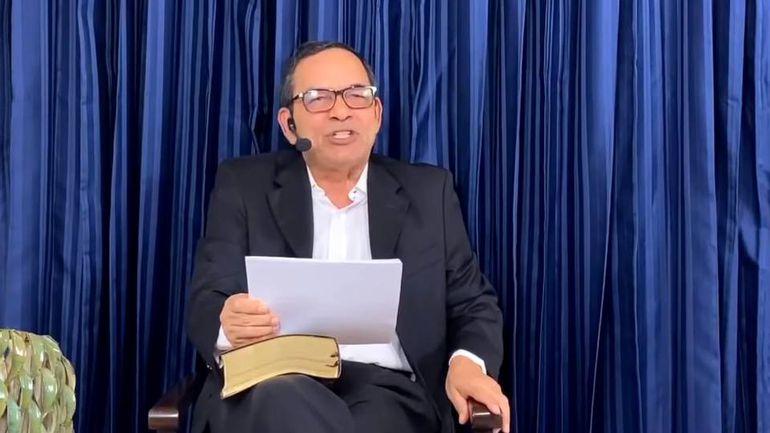 Gabriel Alberto Ferrer Ruíz, quien al final del día publicó un video en el cual negó que los integrantes de su comunidad vayan a cometer un suicidio colectivo.