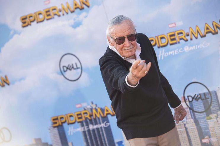 Stan Lee, padre de una nueva generación de superhéroes que lucharán contra el mal, desde las páginas de una novela póstuma.