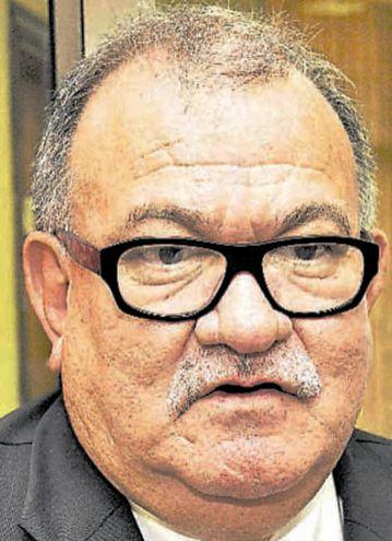 Jorge Bogarín, abogado.