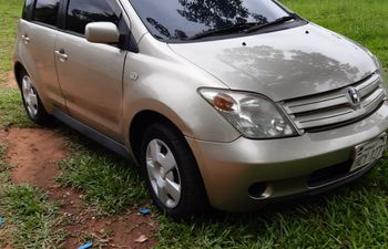 Automóvil robado hoy en San Lorenzo
