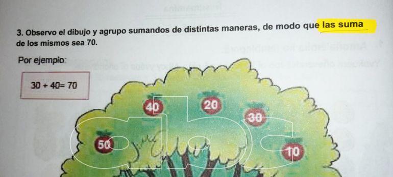 Sistemáticos errores en el libro del MEC.