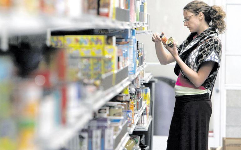 La rama de alimentos fue la más favorecida en los precios, según se desprende del informe de comercio exterior.