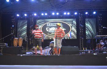 Jagua ha Pirãi están en la lista de artistas para el festival.