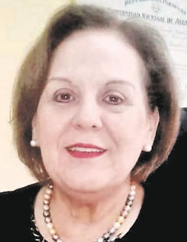 Lici Teresita Sánchez, jueza penal de Garantías N° 6 de la Capital, se apartó del caso Imedic por diferencias con el fiscal.