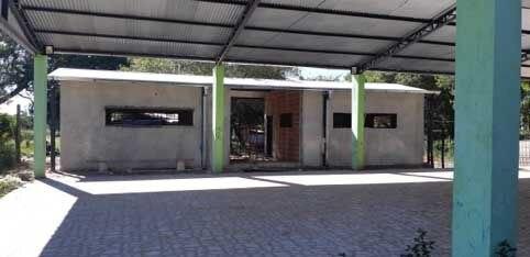 El local del Museo Verde de Carmelo Peralta