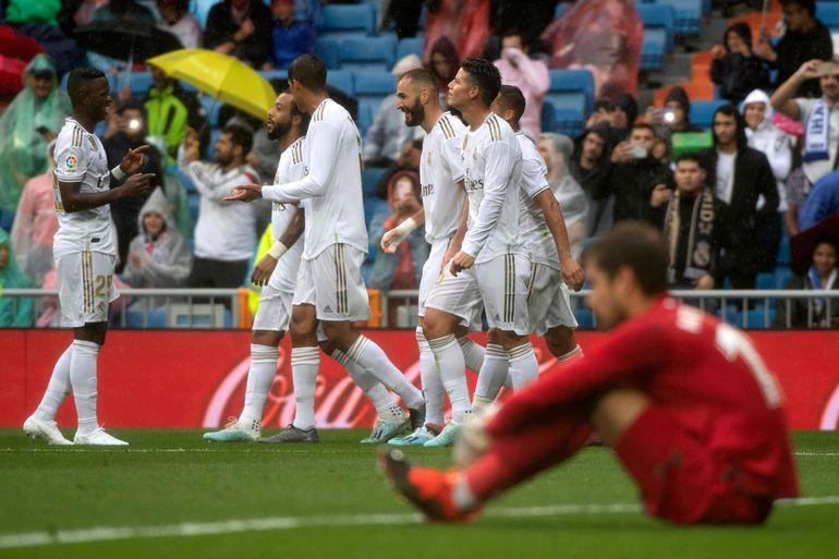 Real Madrid, España.