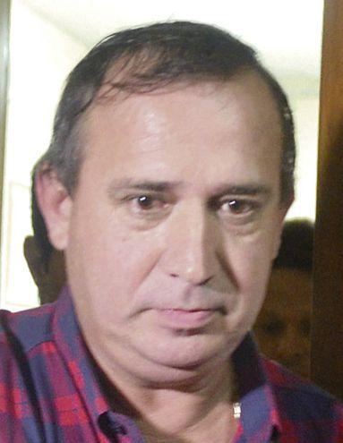 Tomás Paredes Palma, jefe policial que encabezó el atropello a la sede del PLRA y uno de los que quiso instalar mentiras.