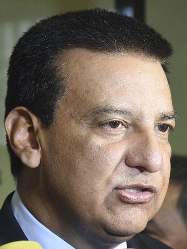 El diputado de Alto Paraná Ramón Romero Roa (Añetete) fue el único colorado en rechazar el perdón a sus colegas.
