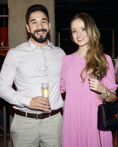 Juan Vass y Ana Pedroso.
