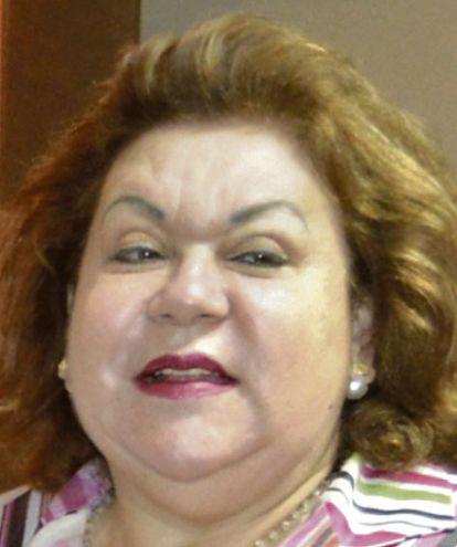 Fabiana Benegas (ANR), imputada, no recordaba ni siquiera el nombre de sus proyectos cuando convocó a conferencia de prensa.