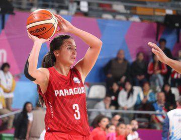 Paraguay cayó ante Puerto Rico en la primera jornada del Grupo A del baloncesto femenino.