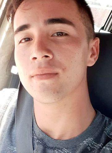 Gabriel Bobadilla Contreras, joven asesinado.