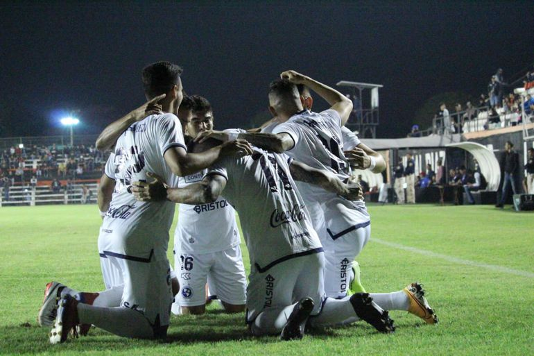 Sol de América, Copa Paraguay.